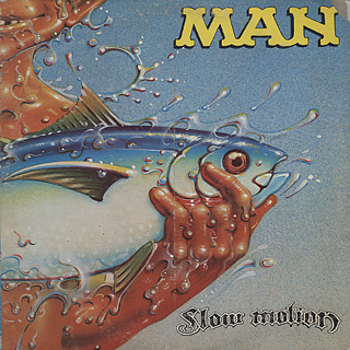 Man / Slow Motion front