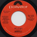 Mandrill / Git It All c/w Cohelo