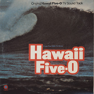 O.S.T.(Mort Stevens) / Hawaii Five-O