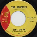 Ronettes / Baby, I Love You