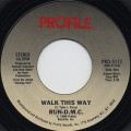 Run-D.M.C / Walk This Way c/w King Of Rock