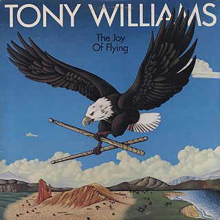 Tony Williams / The Joy Of Flying front