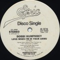 Bobbi Humphrey / Love When I'm In Your Arms