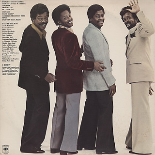 Manhattans / There's No Good In Goodbye back