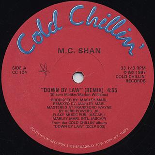 Mc Shan / Down By Law