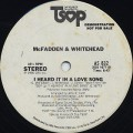 Mcfadden & Whitehead / I Heard It In A Love Song
