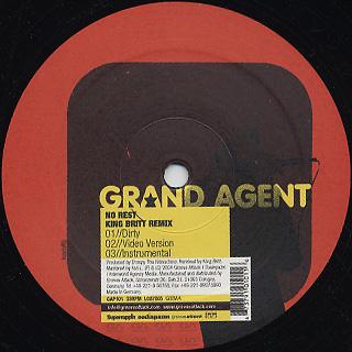Grand Agent / No Rest