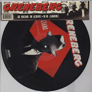 Roc Marciano + Gangrene / Greneberg
