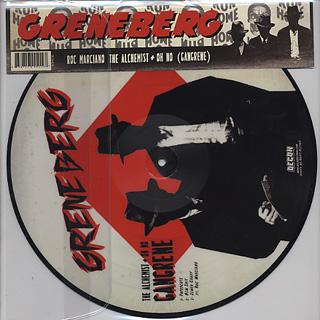 Roc Marciano + Gangrene / Greneberg back