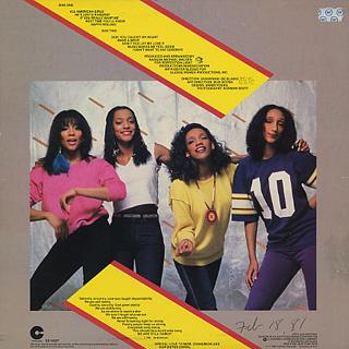 Sister Sledge / All American Girls back