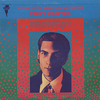 Steve Cropper / With A Little Help From My Friends