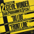 Stevie Wonder / Do I Do c/w Front Line
