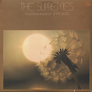 Supremes / Produced And Arranged By Jimmy Webb