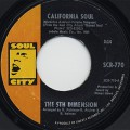 5th Dimension / California Soul c/w It'll Never Be The Same Again