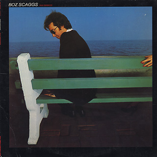 Boz Scaggs / Silk Degrees front