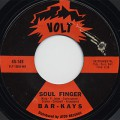 Bar-kays / Soul Finger c/w Knucklehead