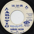 Barbara Mason / Sad, Sad Girl