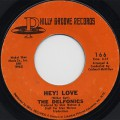 Delfonics / Hey! Love c/w Over And Over