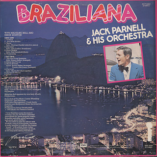 Jack Parnell & His Orchestra / Braziliana back