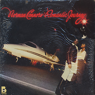 Norman Connors / Romantic Journey front