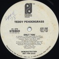 Teddy Pendergrass / Only You