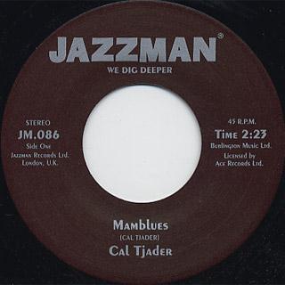 Cal Tjader / Mamblues