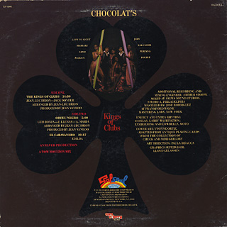 Chocolat's / King Of Clubs back