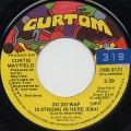 Curtis Mayfield / Do Do Wap Is Strong In Here