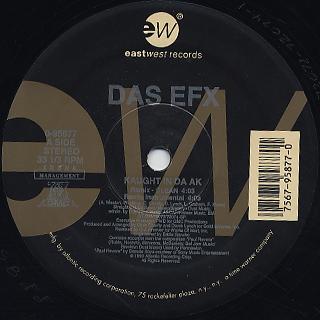 Das Efx / Kaught In The Da Ak (Remix)