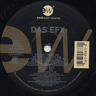 Das Efx / Kaught In The Da Ak (Remix) back