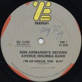 Don Armando's Second Avenue Rhumba Band / I'm An Indian, Too c/w Deputy~