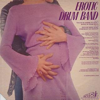 Erotic Drum Band / Touch Me Where It's Hot back