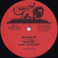 Horace Andy Wackies Rhythm Force / Rock With Me c/w Stop The Fuss