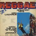 Ken Lazarus / Reggae Greatest Hits