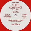 Kim Taylor / Stump Your Feet & Dance c/w African Rock
