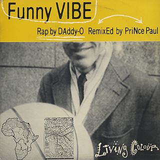 Living Colour / Funny Vibe front