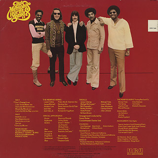 Memphis Horns / Band II back