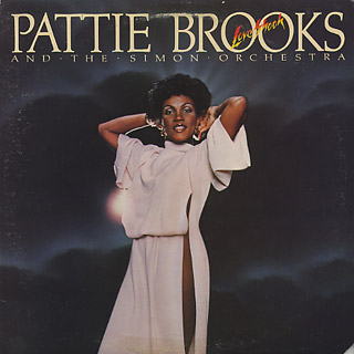 Pattie Brooks And The Simon Orchestra / Love Shook