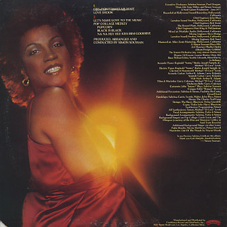 Pattie Brooks And The Simon Orchestra / Love Shook back