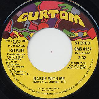 R-Stash / Dance With Me
