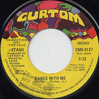 R-Stash / Dance With Me back