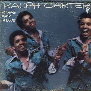 Ralph Carter / Young And In Love front