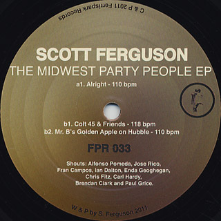 Scott Ferguson / MIdwest Party People