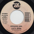 S.O.S. Band / Weekend Girl