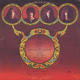 Thin Lizzy / Johnny The Fox back