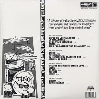 Tino Contreras / El Jazz Mexicano De back
