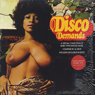 V.A.(Al Kent) / Disco Demands Part 2