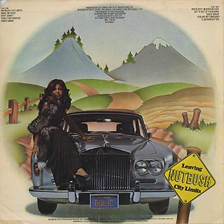 Ike And Tina Turner / Nutbush City Limits back