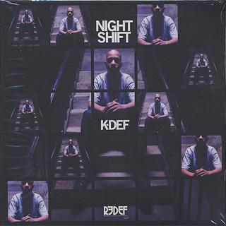 K-Def / Night Shift (CD)