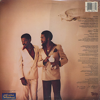 McFadden And Whitehead / I Heard It In A Love Song back